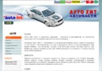 изработка на сайт autohit.bg