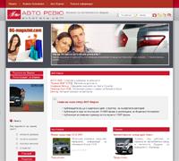 Изработка на уеб сайт avtorevu.com