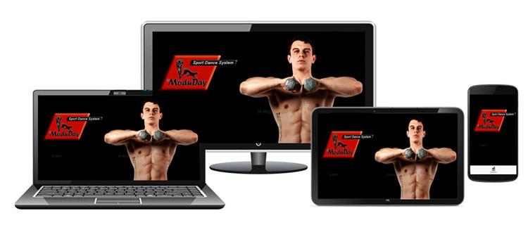 Изработка на сайт за фитнес клуб, Варна