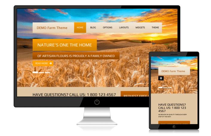 Безплатен сайт Farm