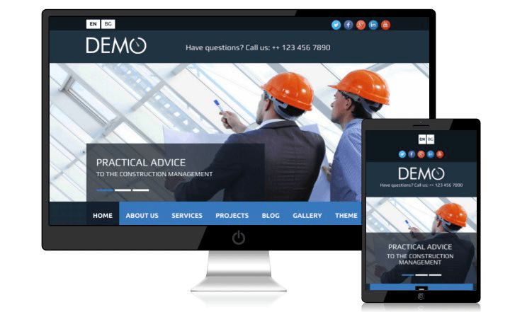 Безплатен сайт GradePro