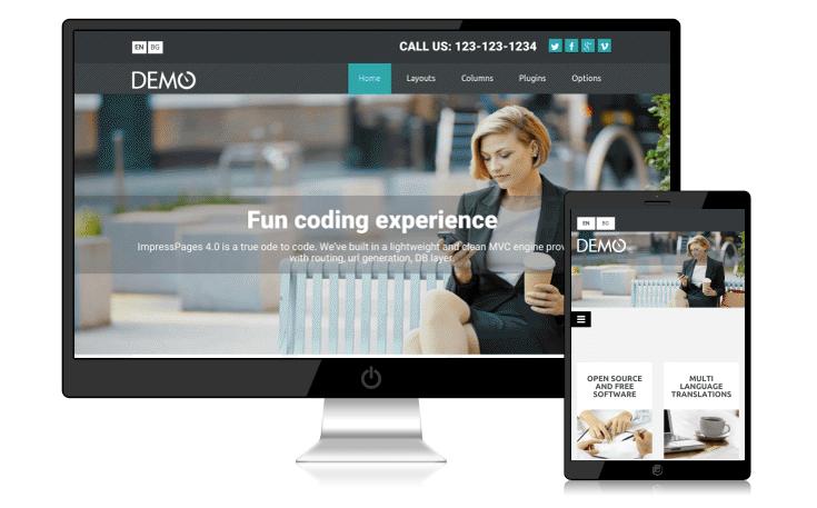 Безплатен сайт IdealPro