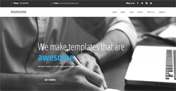 Сайт на една страница awesome