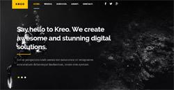 Сайт на една страница kreo