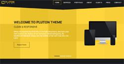 Сайт на една страница pluton