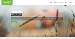 Сайт на една страница smoothy