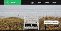 Сайт на една страница sprint
