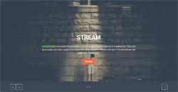 Сайт на една страница stream