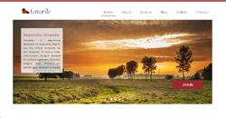 Сайт на една страница tamarillo
