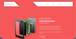 Сайт на една страница xenon