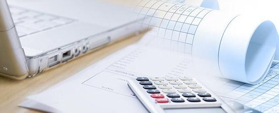 Изработка на сайт за Счетоводство и счетоводна фирма