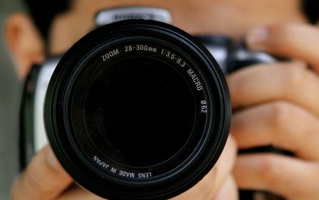 Изработка на сайт за Фотограф и Фотографско студио